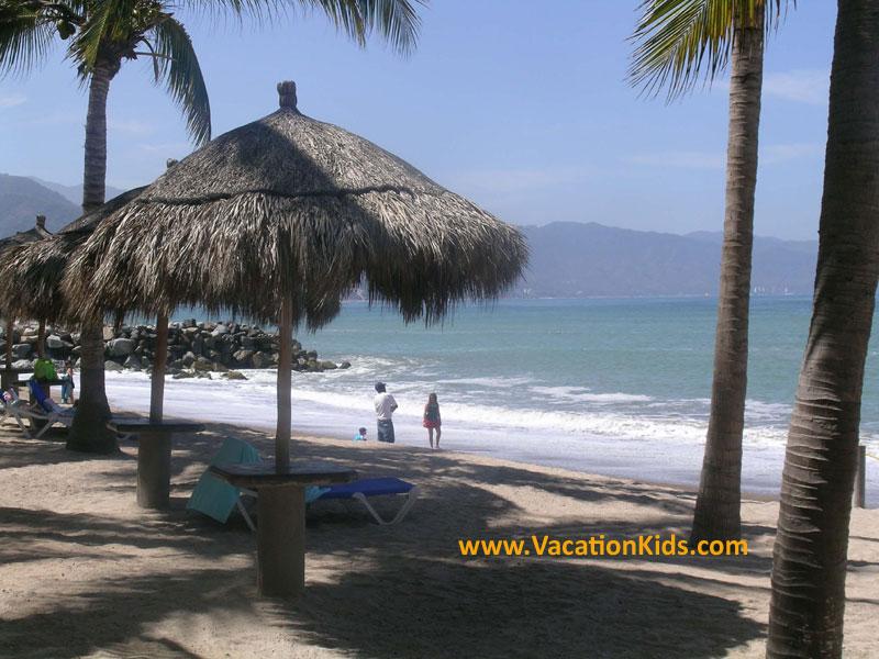 Puerto Vallarta family of 5 vacations