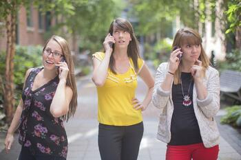 Free Phone calls while traveling thru WiFi