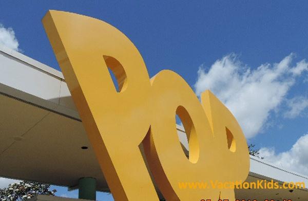 Welcome to Disney's Pop Century Resort!