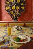 crown Paradise food