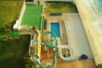 crown paradise cancun water park