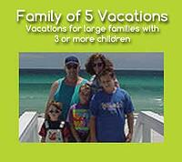 family of 5 all inclusive vacations mexico