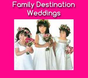 family desitnation wedding