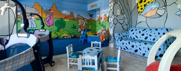 Melia Puerto Vallarta baby club