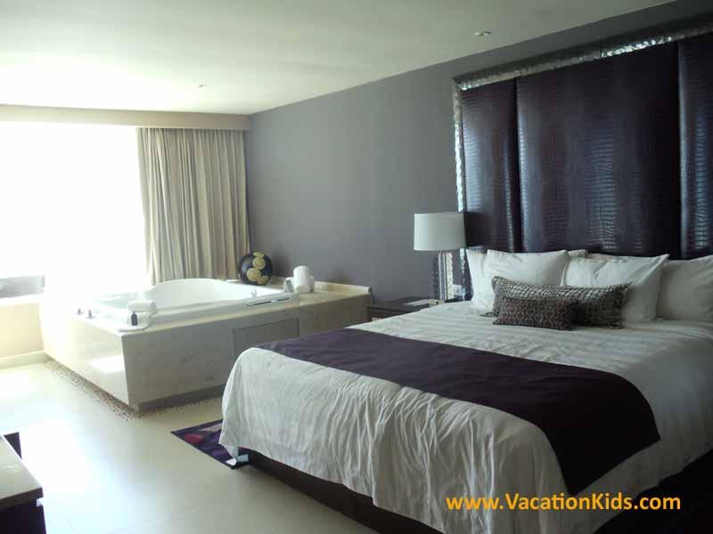 Hard Rock Cancun Hotel Rooms