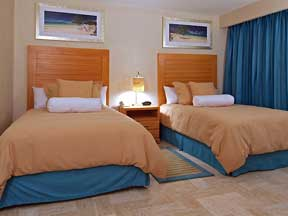 Omni Cancun Hotel and Villas rooms