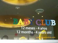 Paradisus La Esmeralda baby club