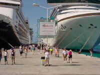 Cost of family cruises