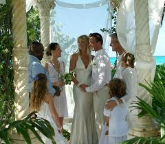 family destination wedding