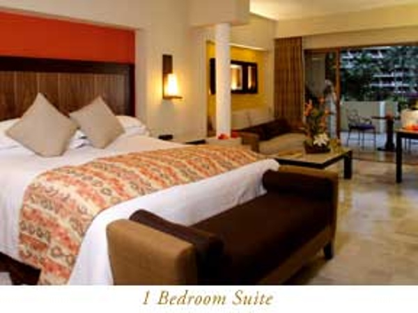 Families can enjoy comfortable suites at the Barcelo Puerto Vallarta
