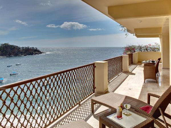 Balcony views from your room at Barcelo Puerto Vallarta