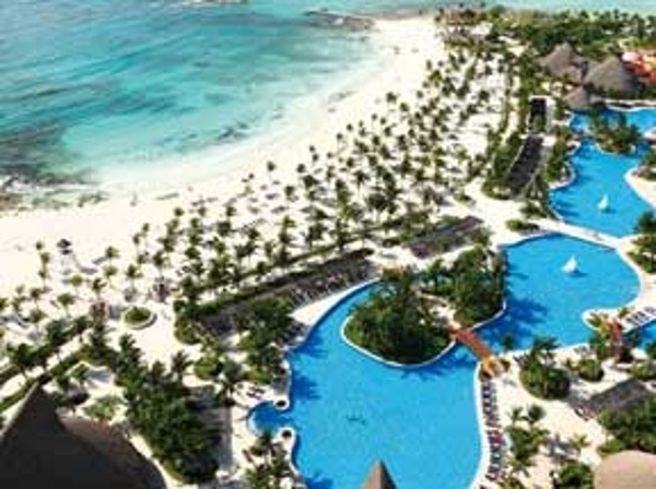Barcelo Maya Caribe Beach Has Over A Mile Of White Sand