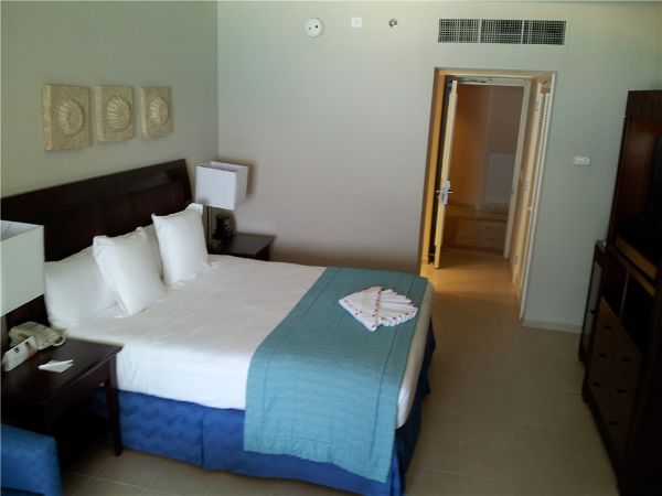 Standard rooms at the Iberostar Cancun