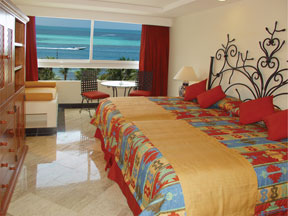Oasis Palm Cancun Ocean view room