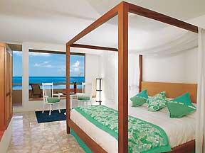 Standard rooms at Dreams Cancun Resort