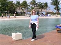 Vacationkids Sally Black at Dreams Cancun