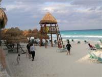 Omni Cancun Hotel and Villas Beach View