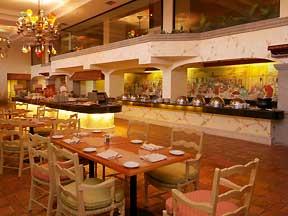 The Omni Cancun Restaurant