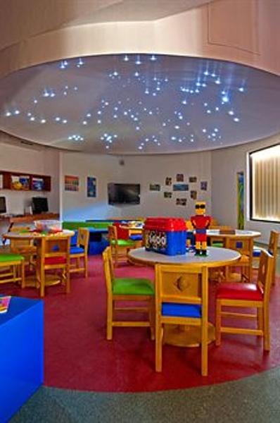 Kids Club at the Omni Cancun Hotel and Villas