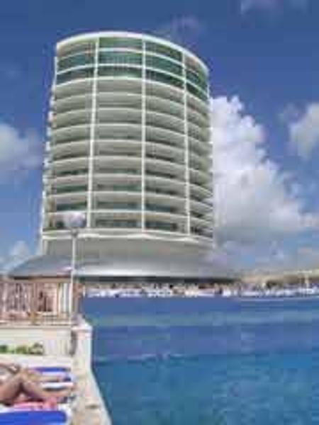 pool and resort view at the Great Parnassus Resort & Spa