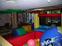 Crown Paradise Hotel Cancun Baby Club play area for children ages 18 months to age 3