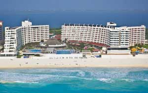 Crown Paradise Hotel Cancun family all inclusive resort and beach photo