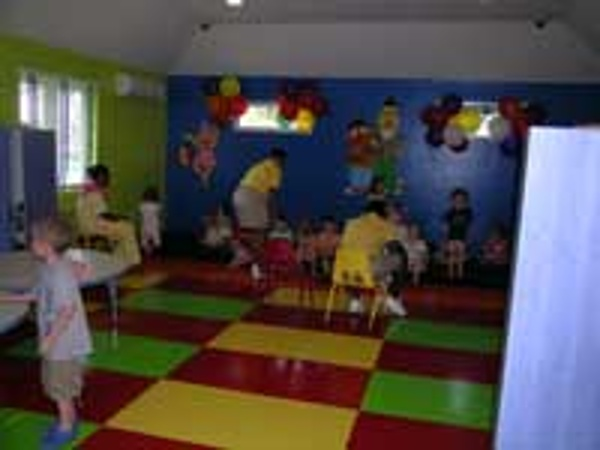 Babies & toddlers will have lots of fun with certified nannies at Beaches Turks & Caicos