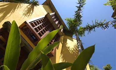 Beautiful lush tropical grounds with Classic Caribbean architecture await your family at Beaches Negril