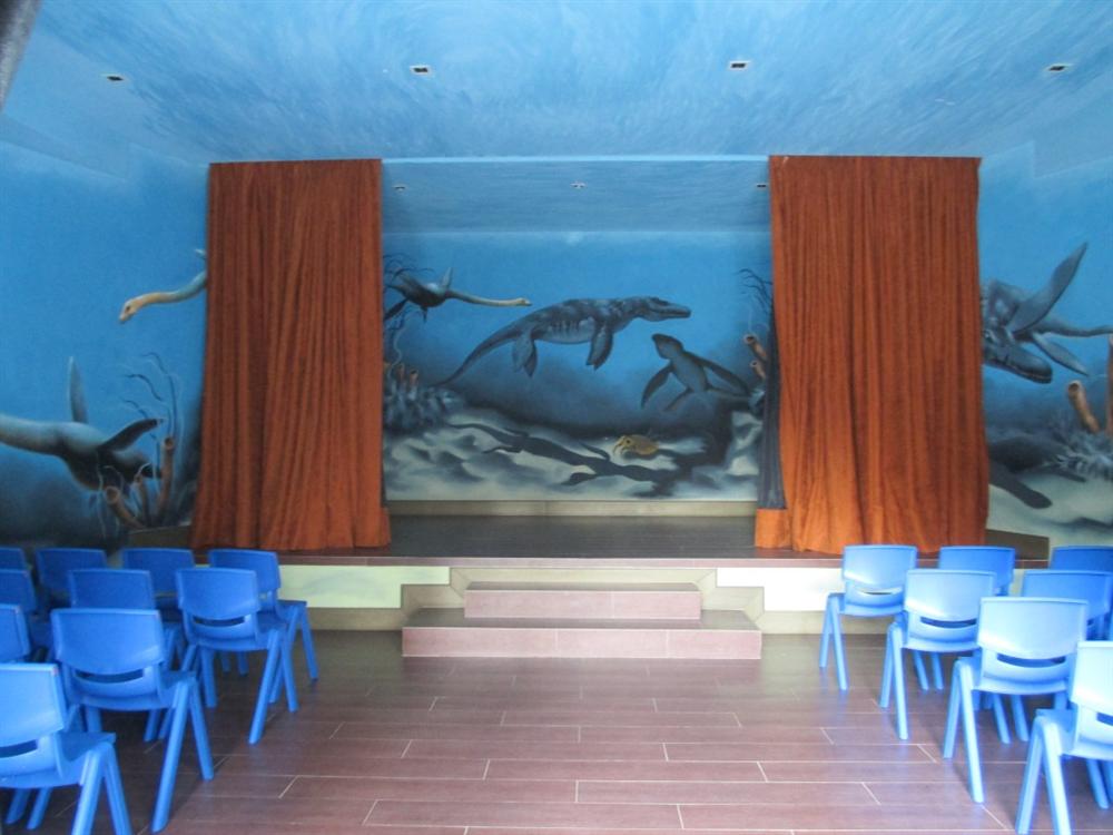 Kids Theater at Now Amber Puerto Vallarta Resort