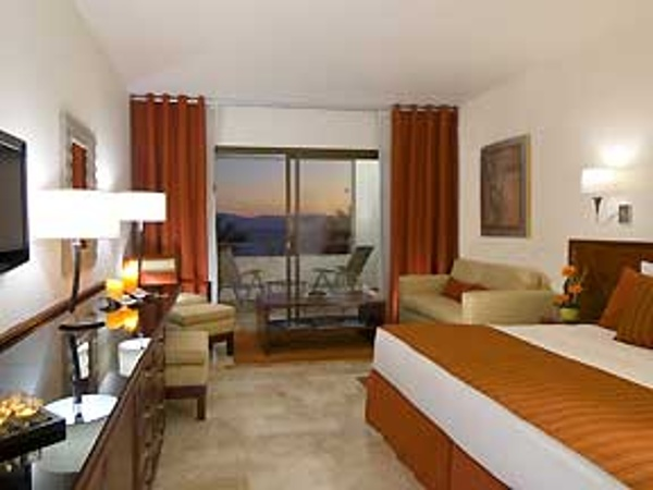 family friendly guest rooms at the Melia Puerto Vallarta