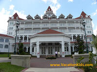 Grand Floridian Mouseketeer club