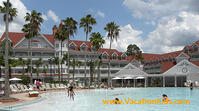 Disney's Grand Floridian activities