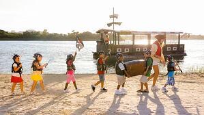 Grand Floridian Pirate Adventure