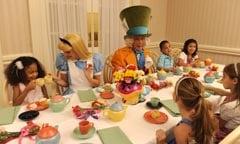 Grand Floridian Wonderland Tea Party
