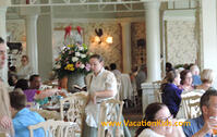 Restaurants at Grand Floridian