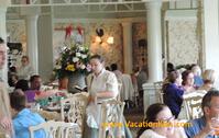 Restaurants at Grand Floridian