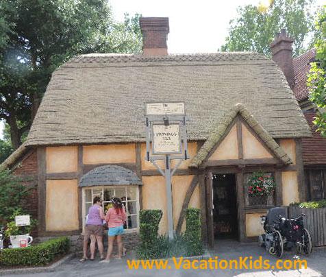 Disney Vacation Details