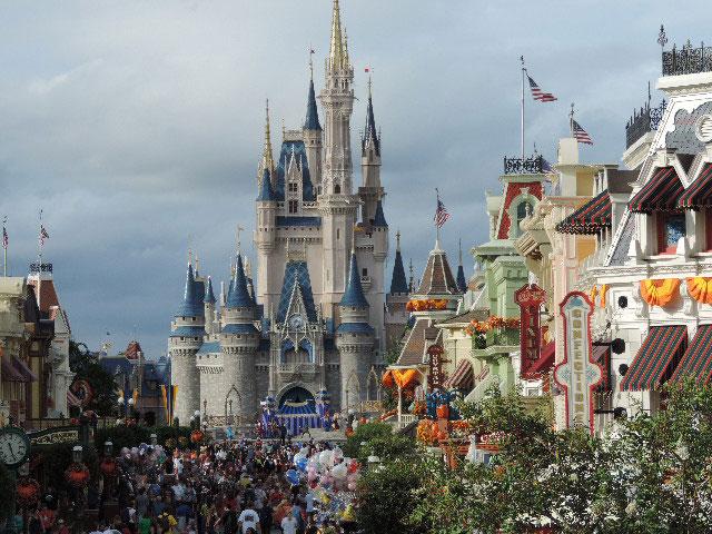 4-Park Magic Ticket Discount for Walt Disney World