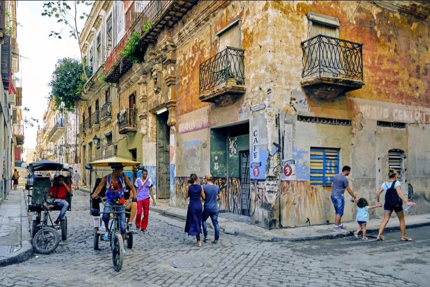 Family Travel To Cuba