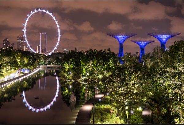 Top Destinations for families 2019 Singapore