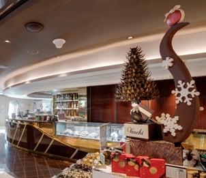 MSC Seaside chocolate bar