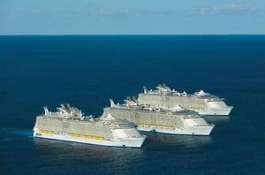 3 RCCL ships