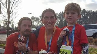 Family vacations for runners