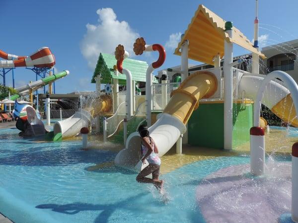 The Grand At Moon Palace Best Kids Club In Riviera Maya
