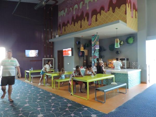 The Grand At Moon Palace Kids Club Snack Bar