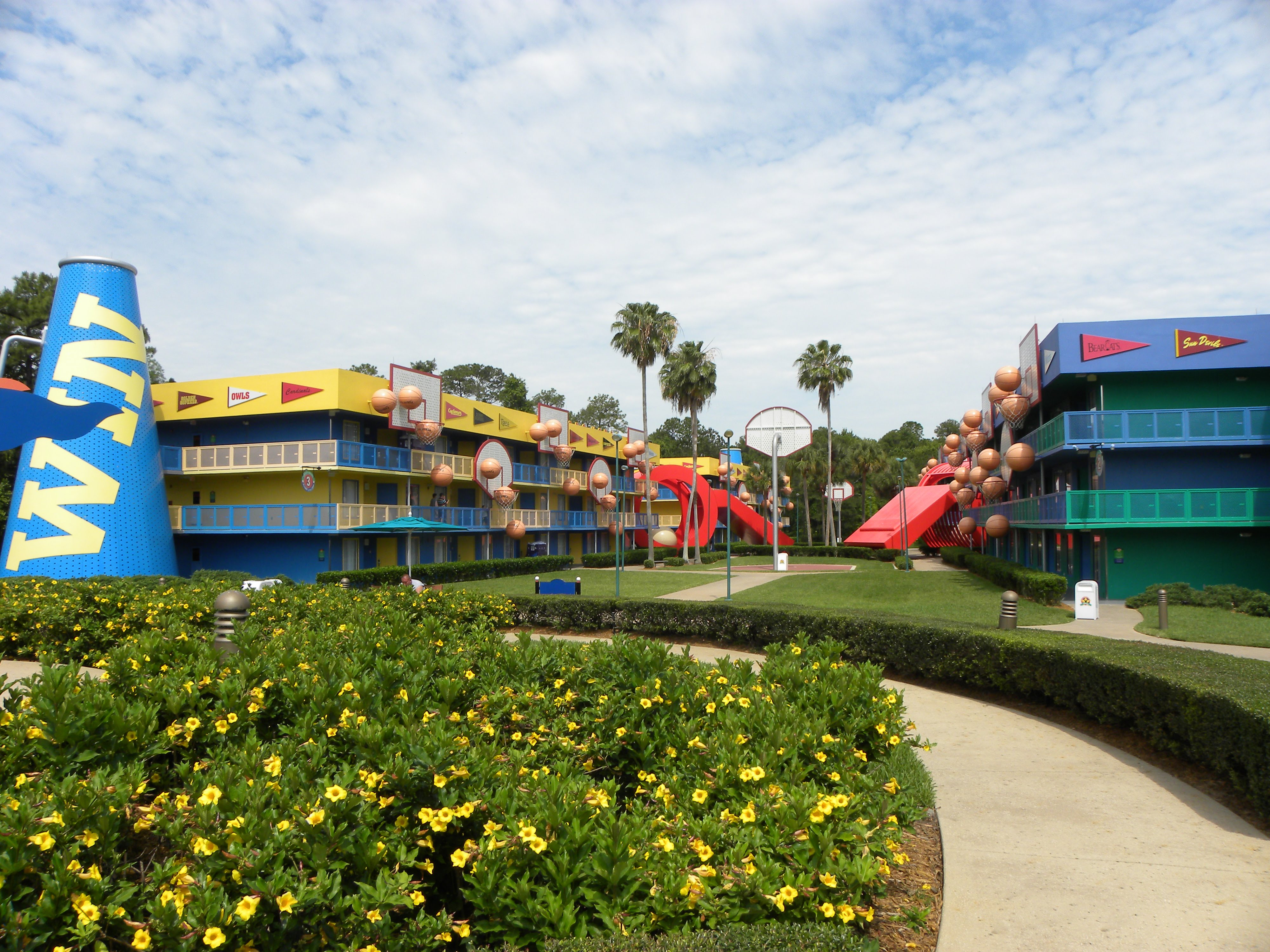 Staying at a Disney Resort or outside the park