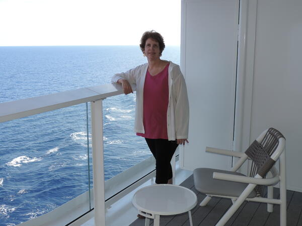 Family cruise expert Sally Black founder of Vacationkids and Director of the Family Travel Association