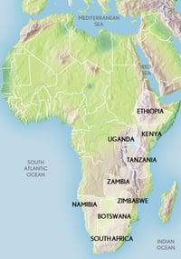 How to plan an African Safari