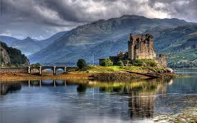 Taking the kids to Scotland