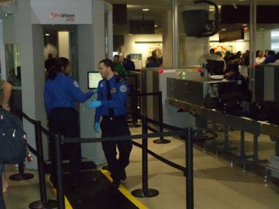 TSA pre-check for families